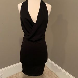 Bec and Bridge Black Mini Dress